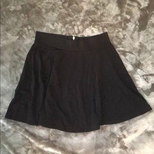 Divided skate skirt